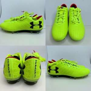 (9) Under Armour Clutchfit Force 3 Soccer Cleats